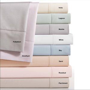 Hotel Collection Supima Ivory Full Flat Sheet